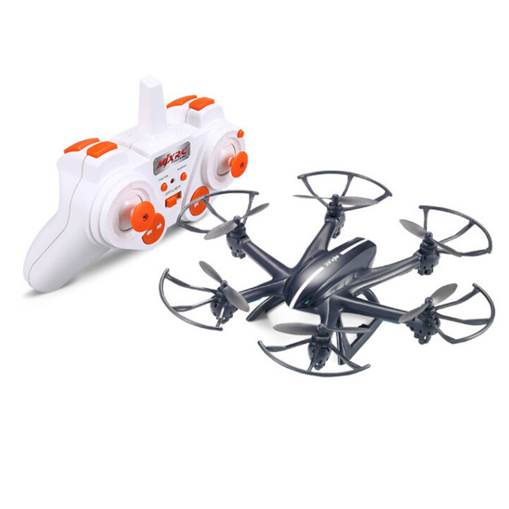 MJX X800 2.4GHz 4CH 6-Axis Gyro 360-degree Eversion Remote Control Mini RC Hexacopter (Black) радиоуправляемый инверторный квадрокоптер mjx x904 rtf 2 4g x904 mjx
