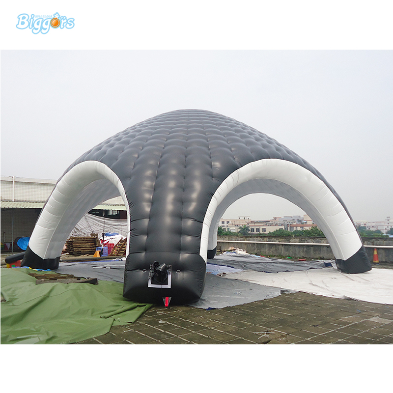 Inflatable garage tent party tent inflatable marquee inflatable projection dome tent цены онлайн