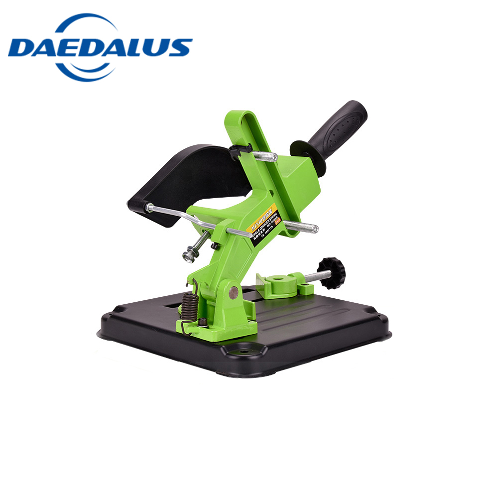 Angle Grinder Holder Woodworking Tool DIY Cut Stand Grinder Support Grinder Accessories for Power Tools Accessories
