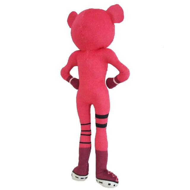 30cm Adorable Playful Irresistible Cartoon Soft Pink Bear Doll Stuffed Toy Plush Doll Toys 2018 2