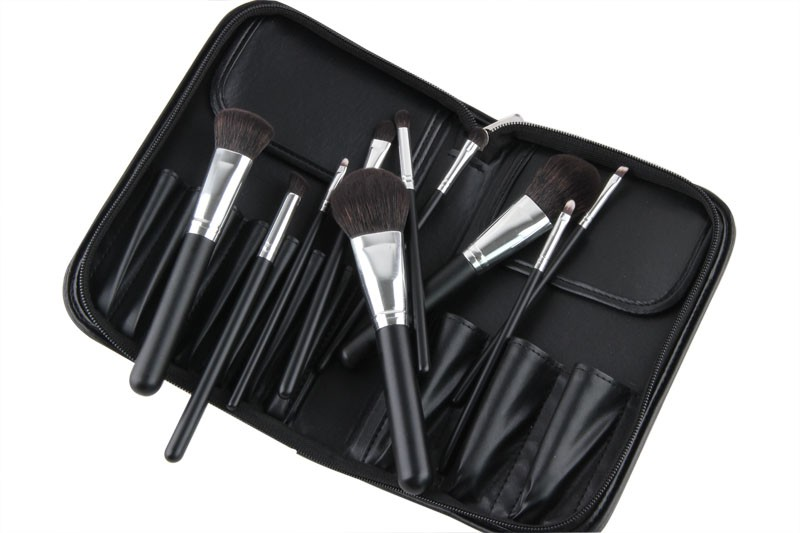 10 PCS makeup brush set 3