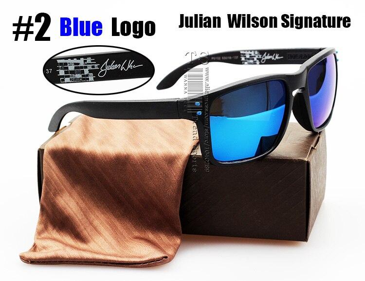 58615ea36 Polarized Holbrook Sunglasses Oculos VR46 Julian Wilson MotoGP Signature  Sun Glasses Sports eyewear gafas UV400 Oculos De Sol-in Sunglasses from  Apparel ...