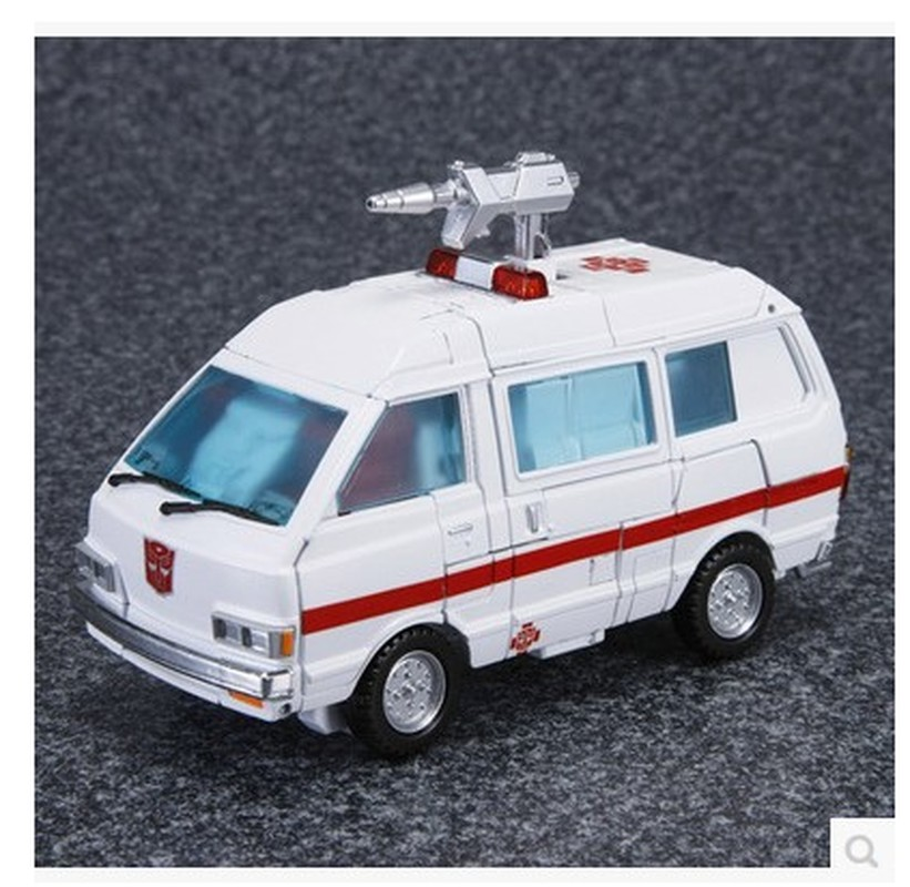 Transformation KO 4th Party Masterpiece MP-30 Ratchet MP30 MPP30 Ambulance Collection Toys Boys Gigt Action Figure [show z store] 4th party mp 13 masterpiece mp 13 mp13 transformation action figure