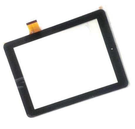 Black New 8 inch Ritmix RMD-855 Tablet Capacitive touch screen panel Digitizer Glass Sensor replacement Free Shipping black new 7 inch tablet capacitive touch screen replacement for 80701 0c5705a digitizer external screen sensor free shipping