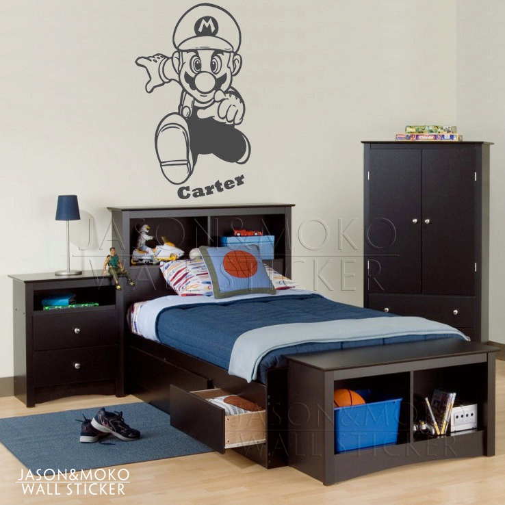Behang Mario Bros ~ Online kopen Wholesale super mario behang uit China super mario behang Groothandel Aliexpress com