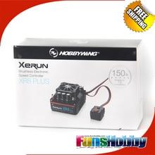 Hobbywing XERUN XR8 Plus Sensor 150A RC ESC Controlador de Velocidad Para Losi Buggy 1:8 Competencia Hongnor COD.30113300