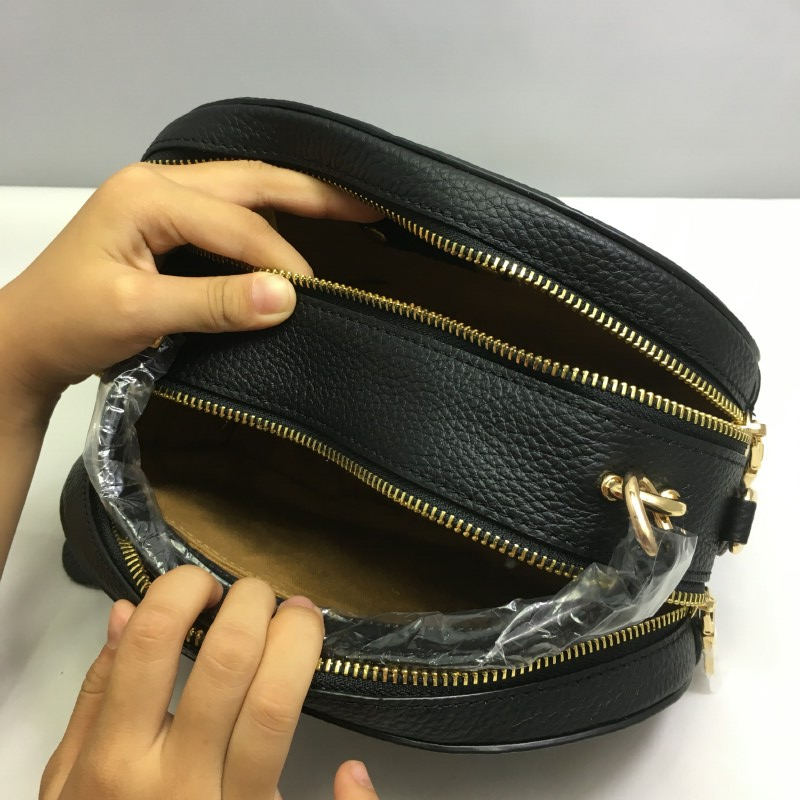 2018 Bolsos Mujer Luxury Handbags Women Bags Designer Leather Womens Tote Bag Retro Minimalistic Zipper Mini Wallet Messenger