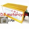 Wholesale 110CC ATV Racing CDI With 4 Color Avaialble  5 Pin Quality AC CDI Box For Yamaha Dirt Pit Bike