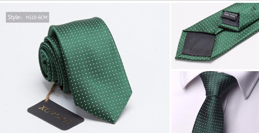 Men ties necktie Men's vestidos business wedding tie Male Dress legame gift gravata England Stripes JACQUARD WOVEN 6cm 15