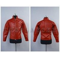 Тайны Смолвиля Кларк Кент Красная кожаная куртка костюм