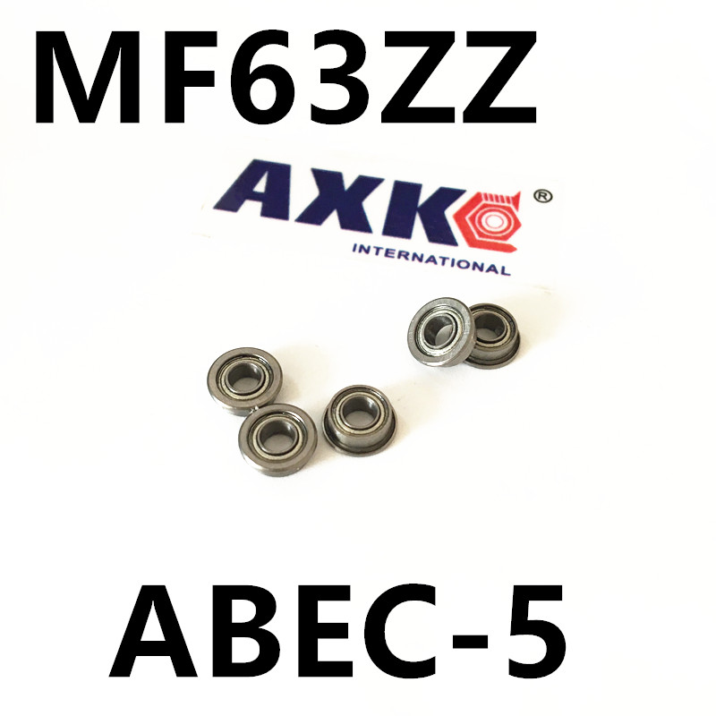 20PCS  The common quality  flanged bearing 3*6*2.5 mm MF63ZZ miniature flange deep groove ball bearings gcr15 6326 zz or 6326 2rs 130x280x58mm high precision deep groove ball bearings abec 1 p0