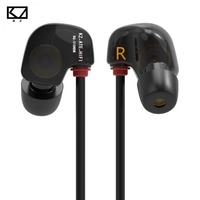 KZ ATE S Copper Driver HiFi Sport Headphones In Ear Earphone For Running With Microphone