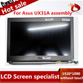 Бесплатная доставка Для asus Zenbook UX31A с АБ ЖК-Экран + Сенсорный экран 13.3 дюймов HW13HDP101 ПРИВЕЛО Сборки с бесплатным инструментом