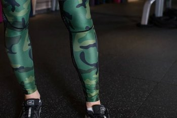 Sweatpants Tactical Camouflage Pants Fashion Cargo Pants Military Style Compression Pants Brand Clothing For Men 6