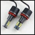 Canbus 120 W Car LED Angel Eyes marcador para BMW X5 E70 X6 E71 E90 E91 E92 E93 M3 E60 E82 E63 X1 LED Marcador Farol anjo olhos