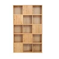 Para Libro Декор Mueble де Cocina Meuble Libreria промышленных дисплей дерево ретро Книга украшения мебель книжная полка чехол