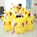 Niños Brinquedos Pokemon Anime Pikachu Juguetes de Peluche Suave Muñeca 35-85 cm Nuevo Japón Lindo de la Historieta Juguetes de Películas y TV de Alta Calidad regalos