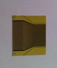 FINETRIP – connecteur LCD plat pour réparation Pixel instrument VW Fox, 5 pièces, câble de ruban de tableau de bord