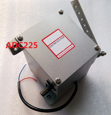 ADC225 24V Electric Governor Actuator diesel engine generator part speed controller fuel pump brand new aftermarket engine speed controller efc3044196 fits 12 24v generator