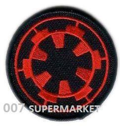 Retro STAR WARS IMPERIAL SPECIAL Forces TV Movie Film Embroidered Iron on Sew on Patch LOGO
