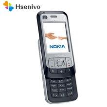 6110N Original Unlocked NOKIA 6110 Navigator Mobile Phone Ru