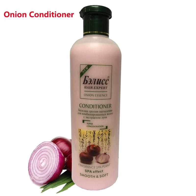 Cuidado del cabello Extractos de cebolla Acondicionador Tratamiento - Cuidado del cabello y estilo