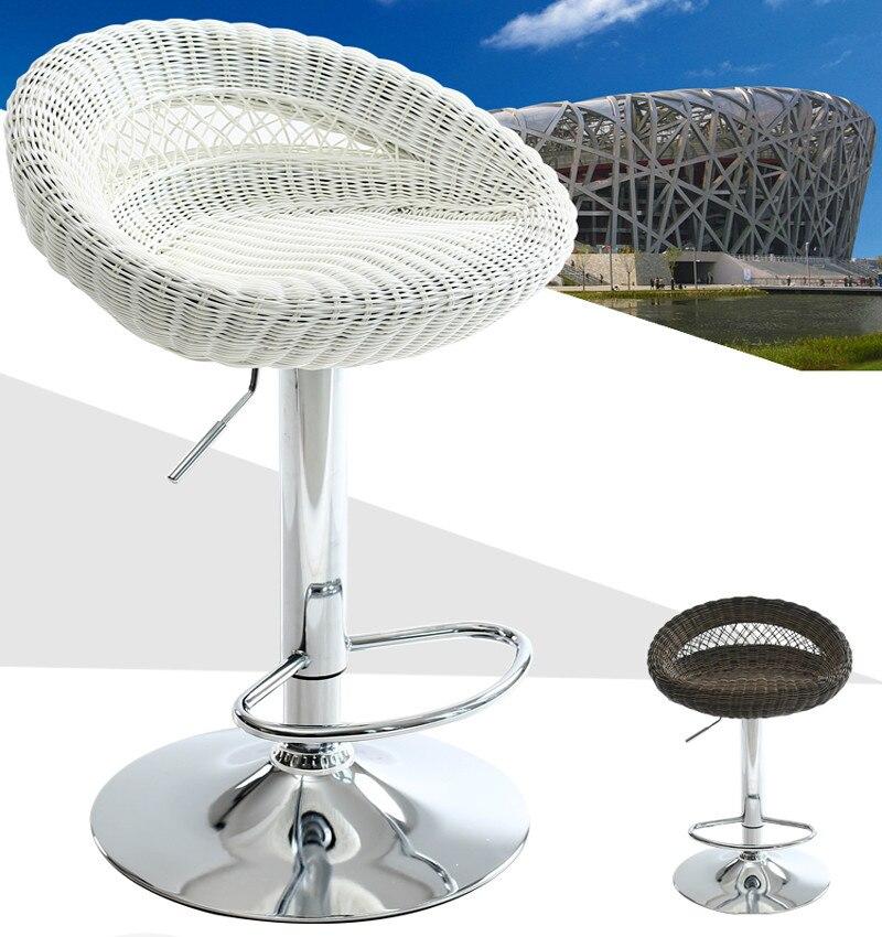 achetez en gros rotin tabouret en ligne des grossistes rotin tabouret chinois. Black Bedroom Furniture Sets. Home Design Ideas