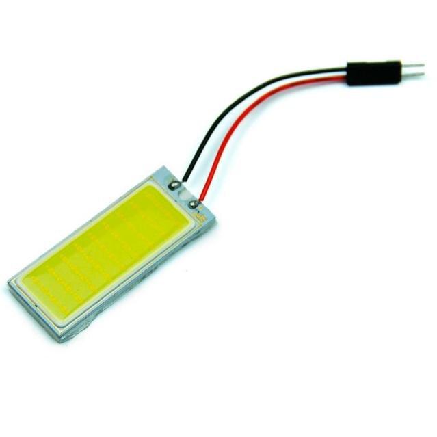 kongyide Healight Bulbs 36 led SMD COB LED Car Panel light Interior Room Dome Car Light Bulb Lamp NOV10