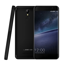 Original Leagoo M5 Edge Mobile Phone MT6737 Quad Core 5.0 Inch 2GB RAM 16GB ROM 13MP+8MP Dual Lights Fingerprint Smartphone OTG