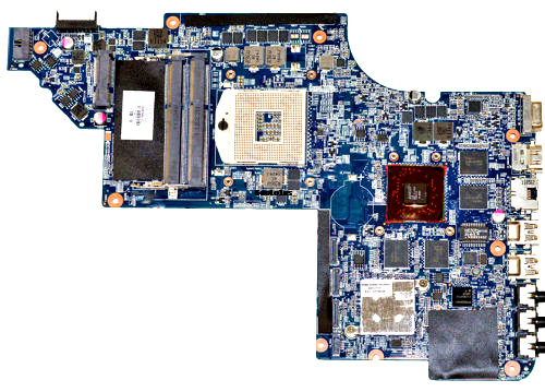 639392-001 for HP Pavilion DV7 DV7-6000 DV7T laptop motherboard ddr3 Free Shipping 100% test ok