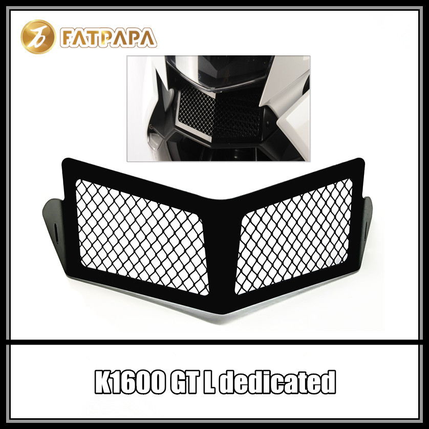 Motorcycle Accessories Radiator Water Tank Protection Stainless Steel FOR BMW K1600GT K1600GTL K1600 GT GTL