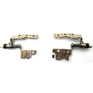 New Laptop Hinge For Lenovo IdeaPad U330 U330P U330T LCD Hinges Brackets set for Touch Screen(China)
