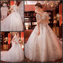 Buy wedding gown latest and get free shipping on AliExpress.com 122a4d1b726e