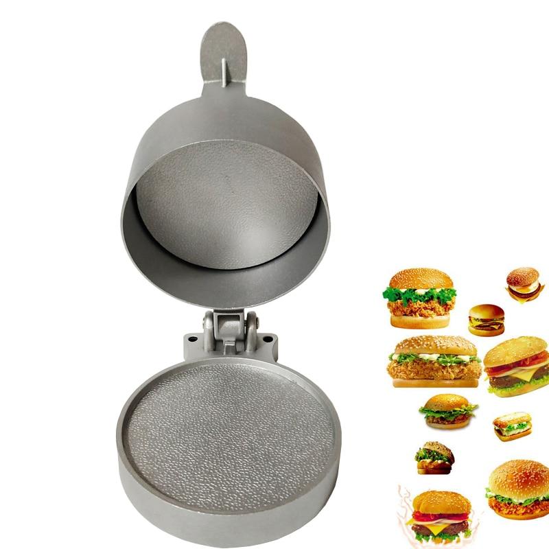 Aluminum Alloy Meat Tool Hamburger Meat Press for Cutlets Patty Mold Steak Beef Burger Maker Hamburger for Meat Kitchen Gadgets Hamburger Presses    - AliExpress