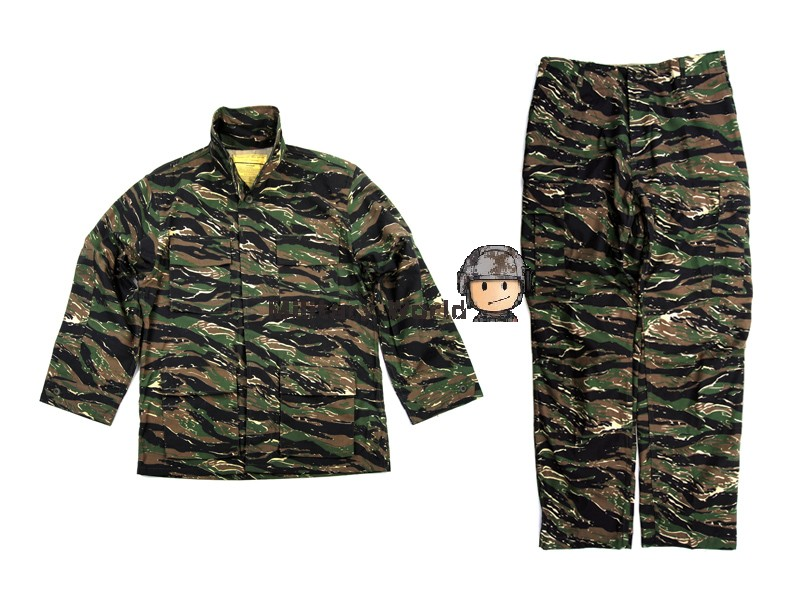 Airsoft Tactical Military Combat Camouflage US Stripe Field Uniform Suit Shirt + Pants Button For Outdoor Hunting Sport S/M/L/XL men combat field shirt long cargo pant hunting airsoft ghillie suit camouflage clothes military bdu tactical uniform set