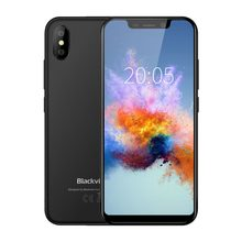 Blackview A30 Phone 2GB 16GB Android 8.1 Cell Phone QHD 5.5'' 18:9 Full Screen 1132*540 2500 MAh 8MP GPS Dual Sim 3G Smartphone(China)