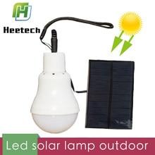 Lampe Solaire Led Portable, éclairage d'extérieur, idéal pour une tente ou un Camping