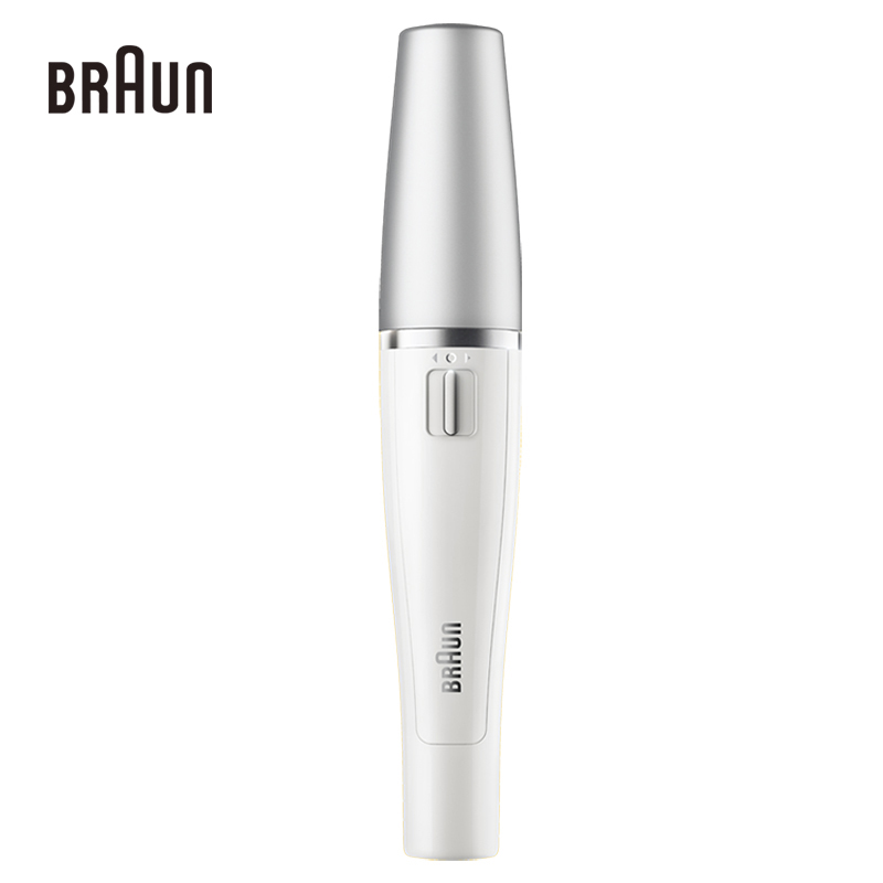 Braun SE810 Electric Facial cleaning and shaving machine Deep Cleansing Skin Care Blackhead Removal Effective epilation deep face cleansing brush facial cleanser 2 speeds electric face wash machine