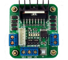 2PCS L298N Dual H Bridge DC stepper Motor Driver Controller module Board for font b Arduino