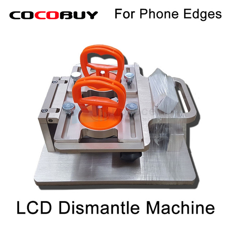 Novecel Manual Middle Frame Separator / Lcd Frame Separator Machine Precisely Adjust By Micrometer For Samsung Lcd Repair
