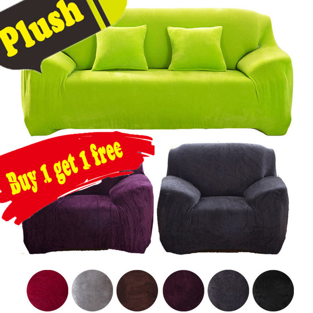 cover on the sofa slipcover leather loveseat armchair plush tretch