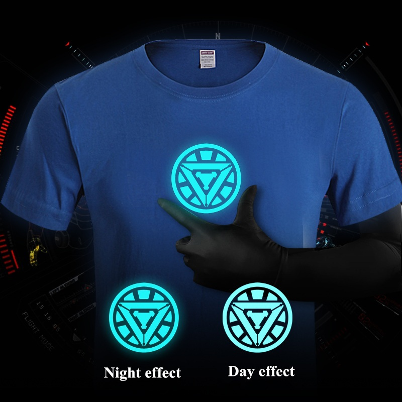 Noctilucent Luminous Glow In The Dark Blue Green Summer Style Night