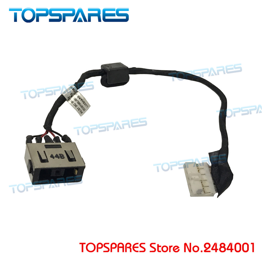 original For lenovo For ideapad G50 Series G70-70 G70-80 laptop DC Power JACK ACLU1 DC IN Cable DC30100LF00 DC30100LM00 storage cable