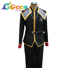 CGCOS Coplay Cosplay Costume Final Fantasy SQUALL Anime Suits Custom Clothes Uniform Halloween Christmas