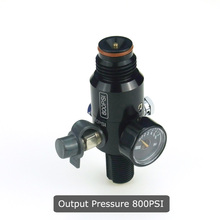 Air-Tank-Regulator-Valve Air-Gun 800psi-Tank -18UNF HPA Paintball Airsoft Pcp Output-Pressure