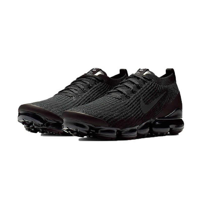 Oryginalny prawdziwe Nike FLYKNIT VAPORMAX powietrza 3 męskie buty do biegania klasyczne na zewnątrz buty sportowe oddychająca komfort AJ6900-102