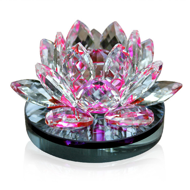 3ml quartz crystal lotus flower perfume bottle air freshener feng 3ml quartz crystal lotus flower perfume bottle air freshener feng shui crystals decorative flowers crafts in mightylinksfo Image collections
