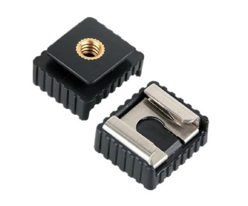 Free shipping SC-6 Hot shoe Adapter for flash