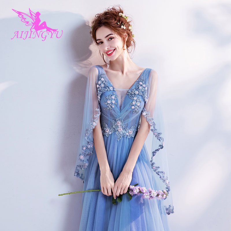 AIJINGYU 2018 Plus Size Free Shipping New Hot Selling Cheap Ball Gown Lace Up Back Formal Bride Dresses Wedding Dress TJ346