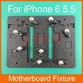 Motherboard pcb suporte de fixação para iphone 4 resistente a altas temperaturas 5g 5c 5S 6 5.5 IC Reparação Manutenção Ferramenta de Molde plataforma